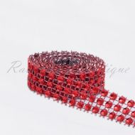 Red Bling 3 row